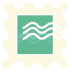 72x72px size png icon of stamp
