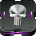 72x72px size png icon of punisher