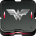 72x72px size png icon of wonder woman