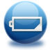 72x72px size png icon of battery empty