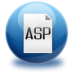 72x72px size png icon of file ASP