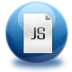 72x72px size png icon of file JavaScript