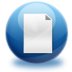 72x72px size png icon of file new