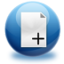 72x72px size png icon of files add