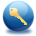 72x72px size png icon of key