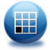 72x72px size png icon of left bottom