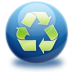 72x72px size png icon of recycle