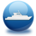72x72px size png icon of ship