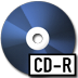 72x72px size png icon of CD R