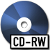 72x72px size png icon of CD RW