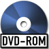 72x72px size png icon of DVD Rom