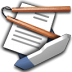 72x72px size png icon of Documents Settings