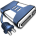 72x72px size png icon of Network Drive