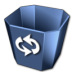72x72px size png icon of RecycleBin Empty