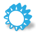 72x72px size png icon of weather sun