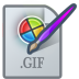 72x72px size png icon of PictureTypeGIF