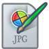 72x72px size png icon of PictureTypeJPG