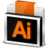 72x72px size png icon of File Adobe Illustrator
