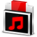 72x72px size png icon of File Music