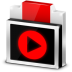 72x72px size png icon of File Video