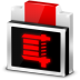 72x72px size png icon of File Zip Rar Archive