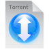 72x72px size png icon of torrent file