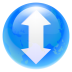72x72px size png icon of torrent
