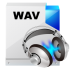 72x72px size png icon of filetype wav sound
