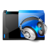 72x72px size png icon of folder music share