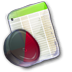 72x72px size png icon of App Office Spreadsheet