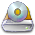 72x72px size png icon of Device Cd Drive