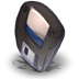 72x72px size png icon of Device Floppy