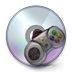 72x72px size png icon of Device Game Cd