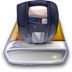 72x72px size png icon of Device Zip Drive