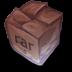 72x72px size png icon of Filetype rar