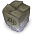 72x72px size png icon of Filetype zip