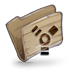 72x72px size png icon of Folder Firewire