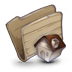 72x72px size png icon of Folder Home Folder