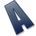 72x72px size png icon of Letter A