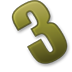 72x72px size png icon of Number 3