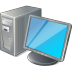 72x72px size png icon of 1 Normal Computer