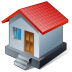 72x72px size png icon of 1 Normal Home