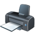 72x72px size png icon of 1 Normal Printer