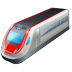 72x72px size png icon of 1 Normal Train