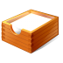 72x72px size png icon of 2 Hot Paper Box
