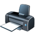 72x72px size png icon of 2 Hot Printer