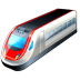 72x72px size png icon of 2 Hot Train