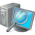 72x72px size png icon of computer search