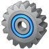 72x72px size png icon of Control Panel