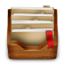 72x72px size png icon of wood folder